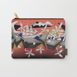 Islands - Ships Ahoy Carry-All Pouch