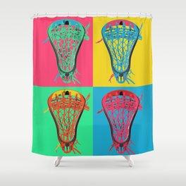 Lacrosse BIG4 Shower Curtain