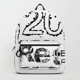Retired 2014 Backpack