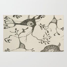 Neuron Cells Rug