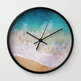 Sea love Wall Clock