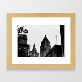 NEW YORK CITY I Framed Art Print