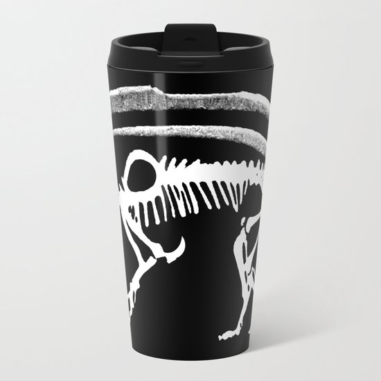 Sabretooth Metal Travel Mug