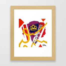 HANDEL :  Zadok the Priest             by Kay Lipton Framed Art Print