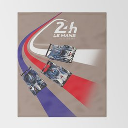 LM24 2014 ALT1 Throw Blanket