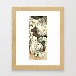 Doldrums Framed Art Print