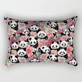 Because Panda Rectangular Pillow