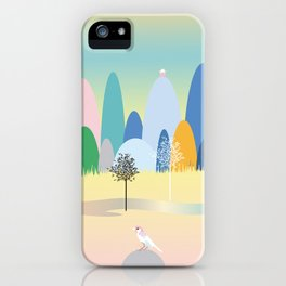 The House on the Hill iPhone Case