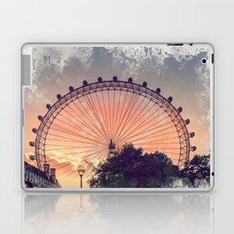 London city art 4 #london #city Laptop & iPad Skin