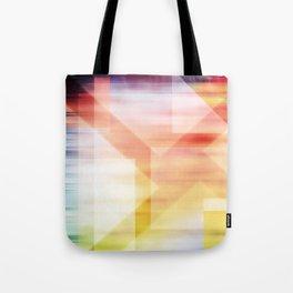 Blurred Lines  Tote Bag