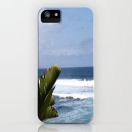 Ho'okipa Beach iPhone Case