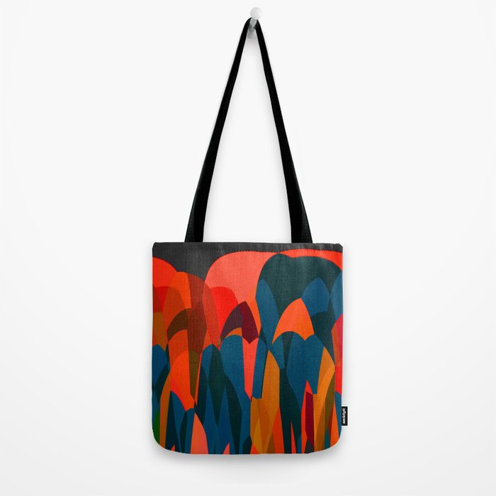 African Night Tote Bag