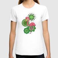 flamingo T-shirts featuring Flamingo by tamaradeborah