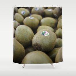 Endless Kiwis Shower Curtain