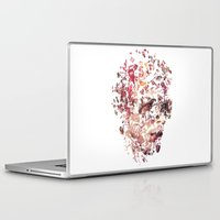 david bowie Laptop & iPad Skins featuring David Bowie by malobi