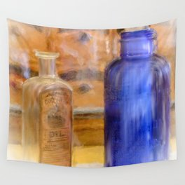 Apothecary  Wall Tapestry