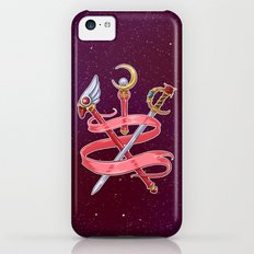 Fight Like a Magical Girl iPhone 5c Slim Case