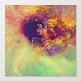 Dehiscence 21 Canvas Print