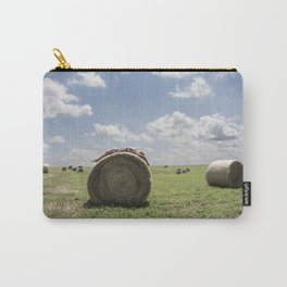 """Roll in the Hay"" Carry-All Pouch"