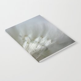 The fabric of fluffy dreams Notebook