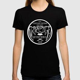 The Singular Fortean Society Vampire Hunters T-shirt