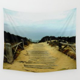 Path to the Beach Wall Tapestry