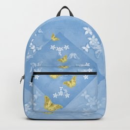 Finding natures treasure Backpack
