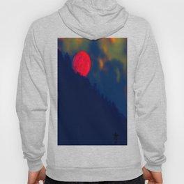 Red Moon Hoody