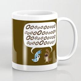 Regular Show - Mordecai and Rigby Coffee Mug
