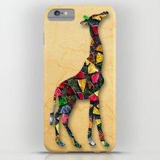 Animal Mosaic - The Giraffe iPhone 6 Plus Slim Case