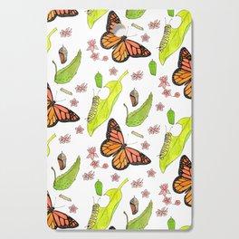 Monarch Migration Cutting Board