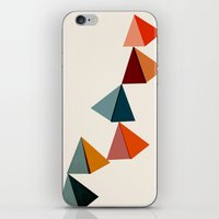 balance iPhone & iPod Skins featuring Balance by Tammy Kushnir