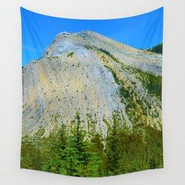 Sulphur Skyine Hike in Jasper National Park, Canada Wall Tapestry