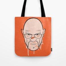 Walter White - Breaking Bad Tote Bag