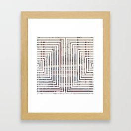Waterlogged - lined Framed Art Print