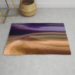 Textures in Colors Rug