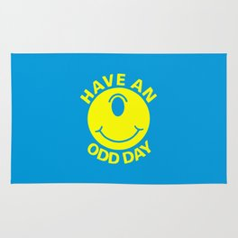 Have an Odd Day Rug