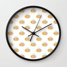 Bee Nice Wall Clock