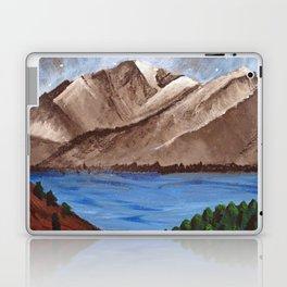 Serene Mountains Laptop & iPad Skin