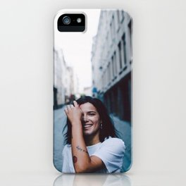Halsey 14 iPhone Case