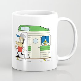 sk8 camper Coffee Mug