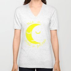 This Is Just A Phase  Unisex V-Neck