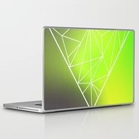 triangle Laptop & iPad Skins featuring Triangle* by Mr & Mrs Quirynen