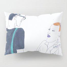 I love you - I love you too Pillow Sham