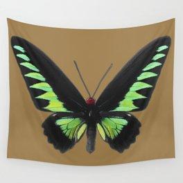 Rajah Brooke Birdwing Wall Tapestry