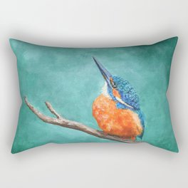 A Watchful Eye by Teresa Thompson Rectangular Pillow