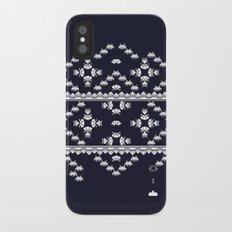 Invasion Pattern Slim Case iPhone X