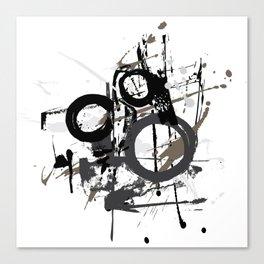 Enso Groove by Kathy Morton Stanion Canvas Print