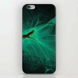 Glow Bug iPhone Skin