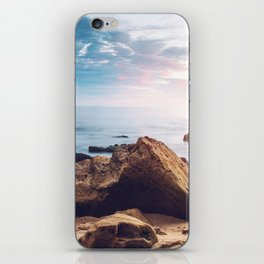 Little Corona Del Mar Beach iPhone Skin